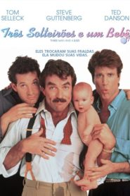 Três Solteirões e um Bebê