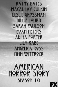 História de Horror Americana: 10 Temporada