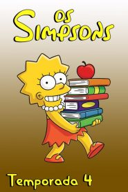 Os Simpsons: 4 Temporada