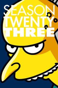 Os Simpsons: 23 Temporada