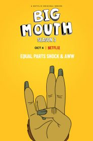 Big Mouth: 3 Temporada