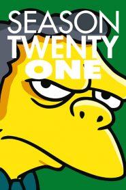 Os Simpsons: 21 Temporada